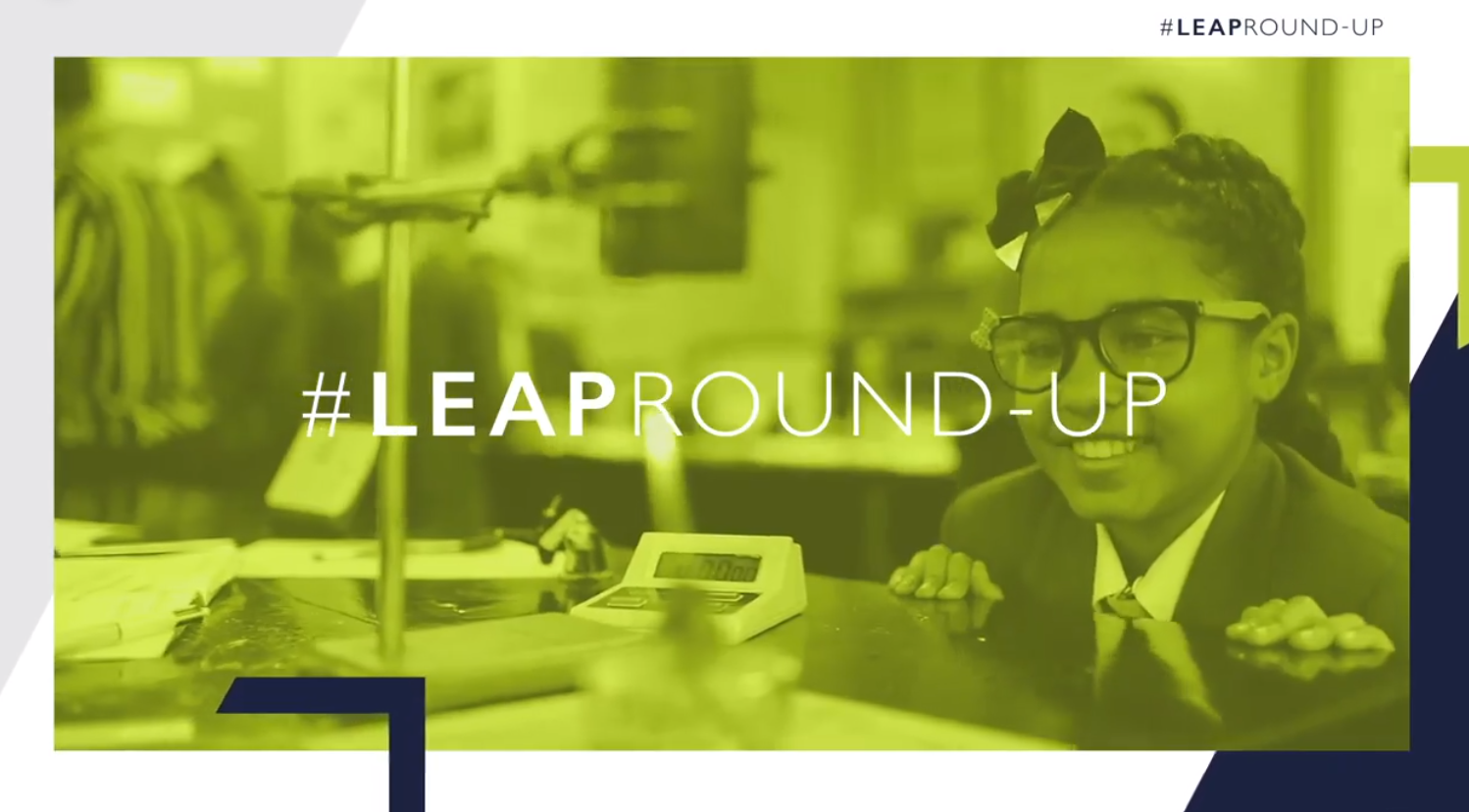 Trust Newsletter October 2020 #LEAPROUNDUP
