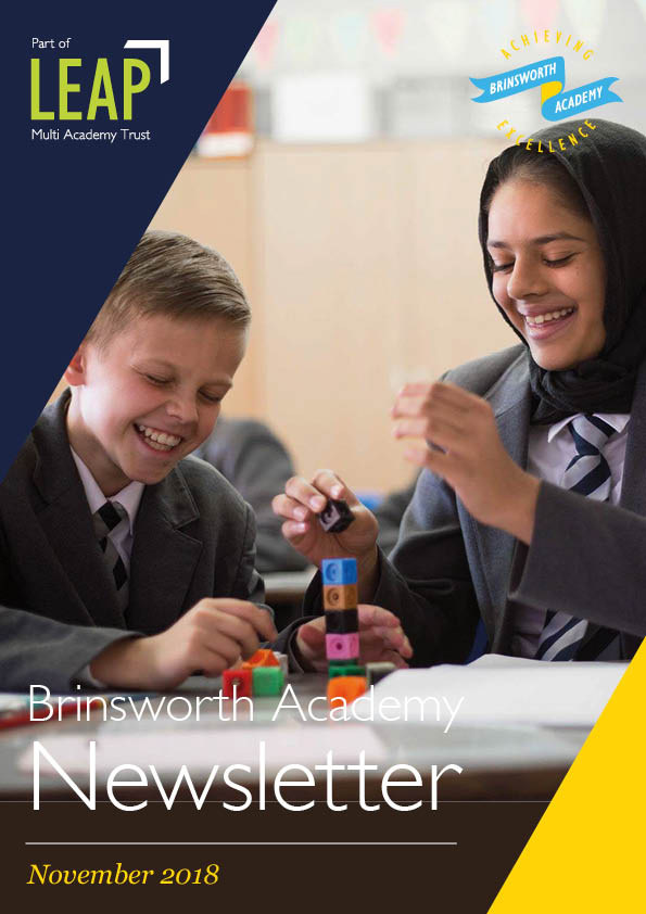 Brinsworth Academy Autumn 2018 Newsletter