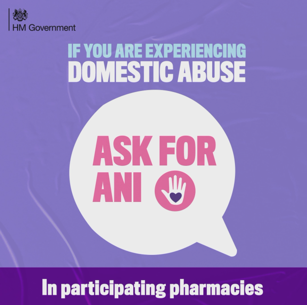 New Domestic Abuse Codeword Scheme