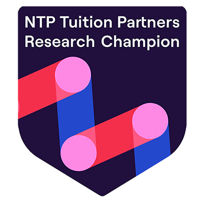 NTP Tuition Partners - Research Champion